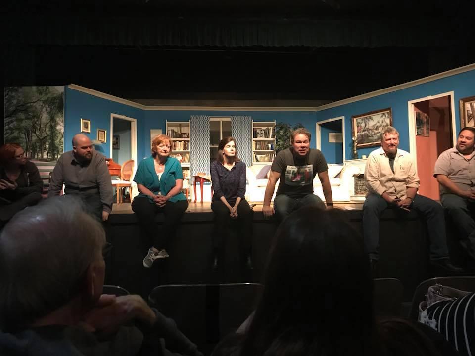 Shakespeare for Actors 2018, Camarillo Skyway Playhouse